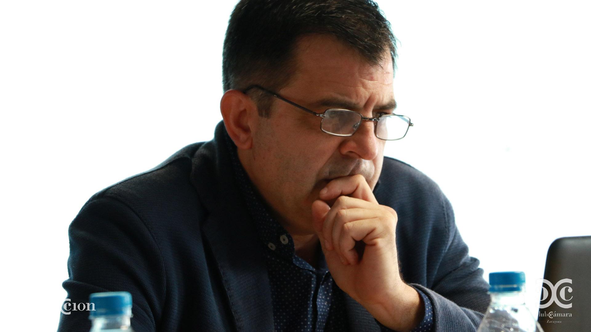 Narciso Samaniego, Responsable de Comercio Electrónico en Cámara Zaragoza