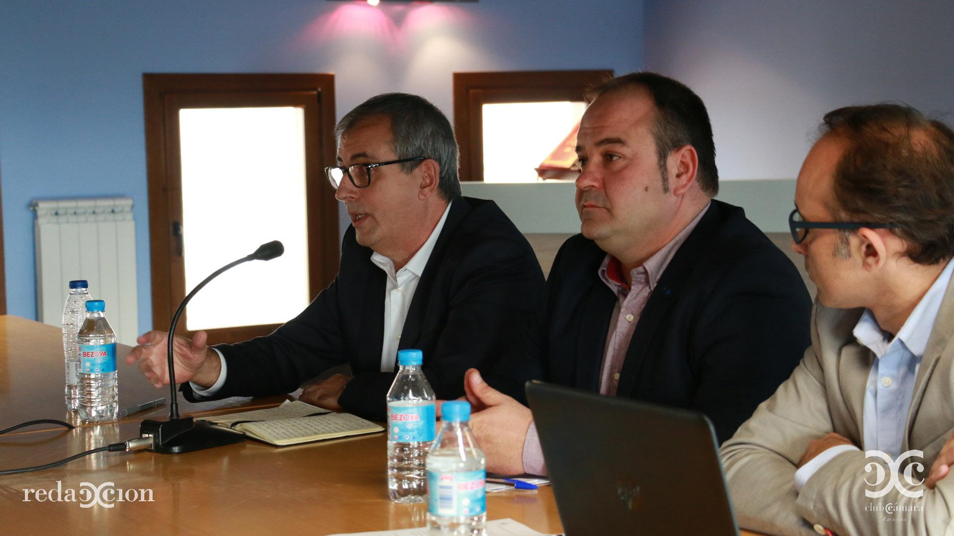 Víctor Manuel Chueca, Alcalde de Magallón