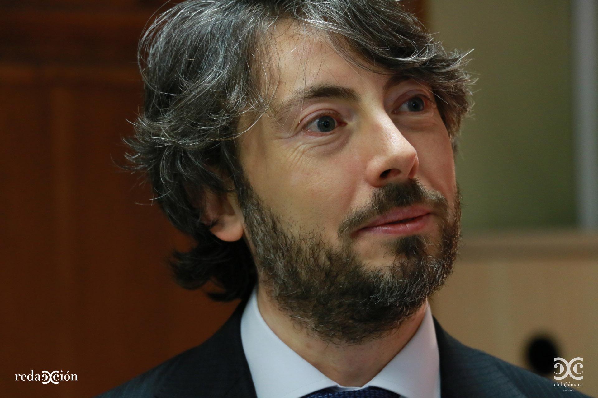 Carlos López, de Bantierra.