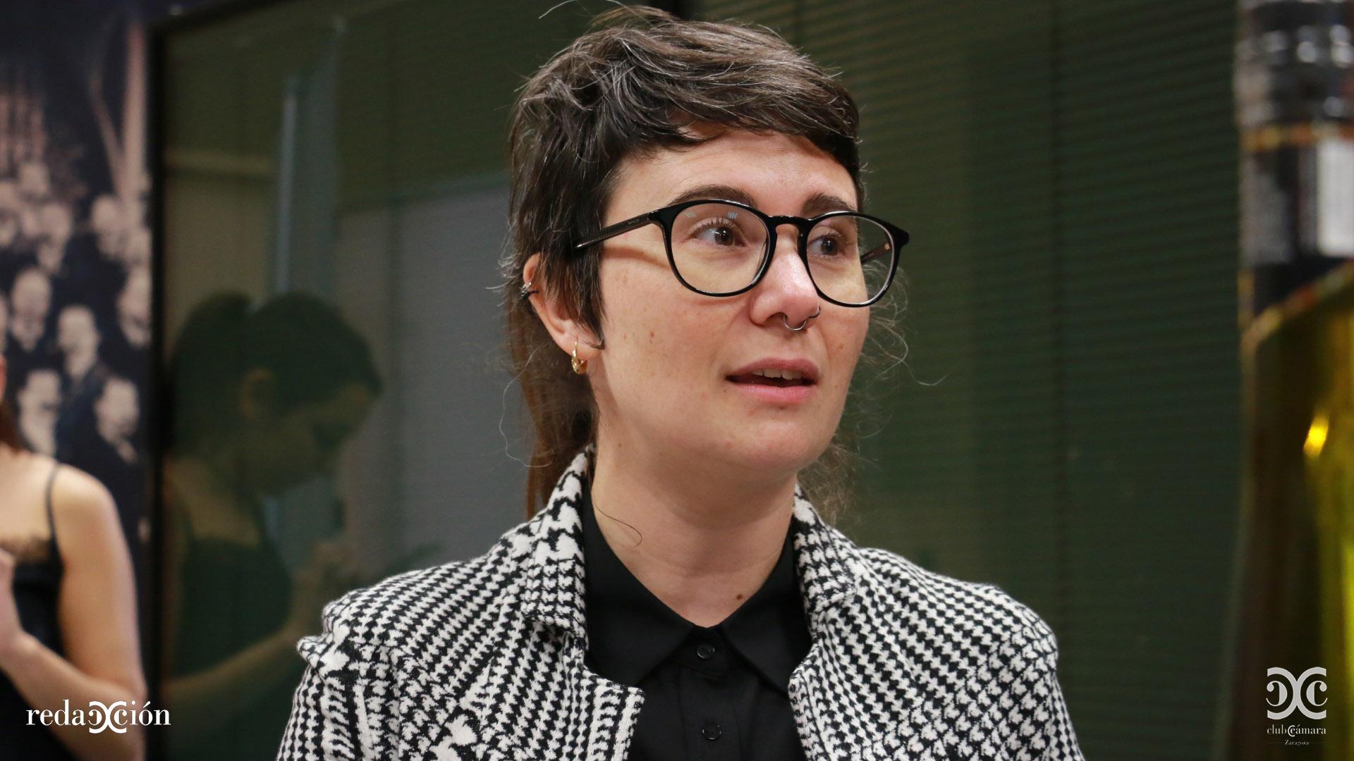 Miriam Moreno, de Miriam in Change.
