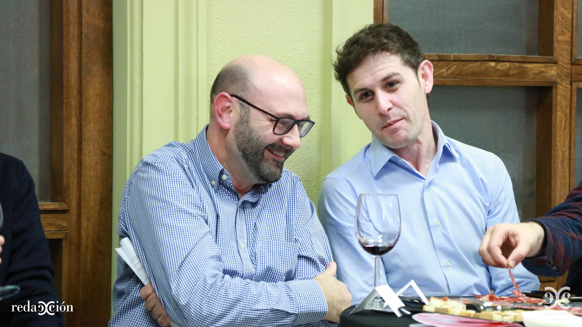 Ramón Añaños y José Antonio Gracia (Martín Martín)