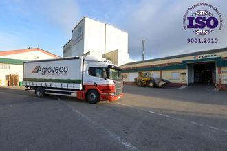 Agroveco es la fábrica de piensos de Cadebro