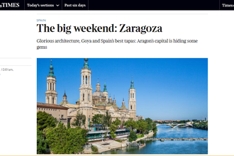 The Times Zaragoza