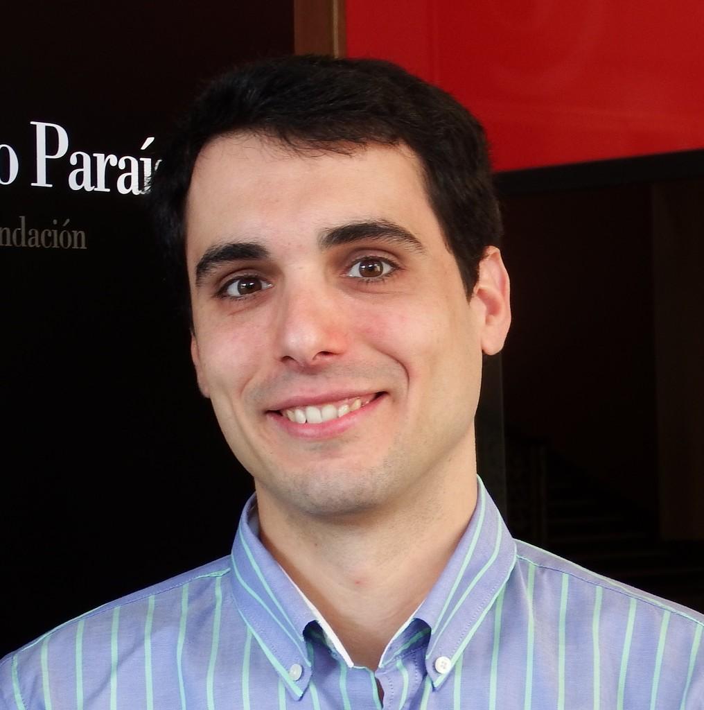 Eduardo Sanz. Economista de la Fundación Basilio Paraíso.