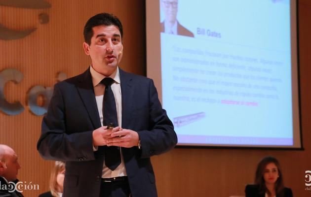 Fernando Moraga, de Grupo Hierros Alfonso.