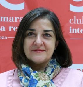 Isabel Lecina. Directora de la Fundación Basilio Paraíso.