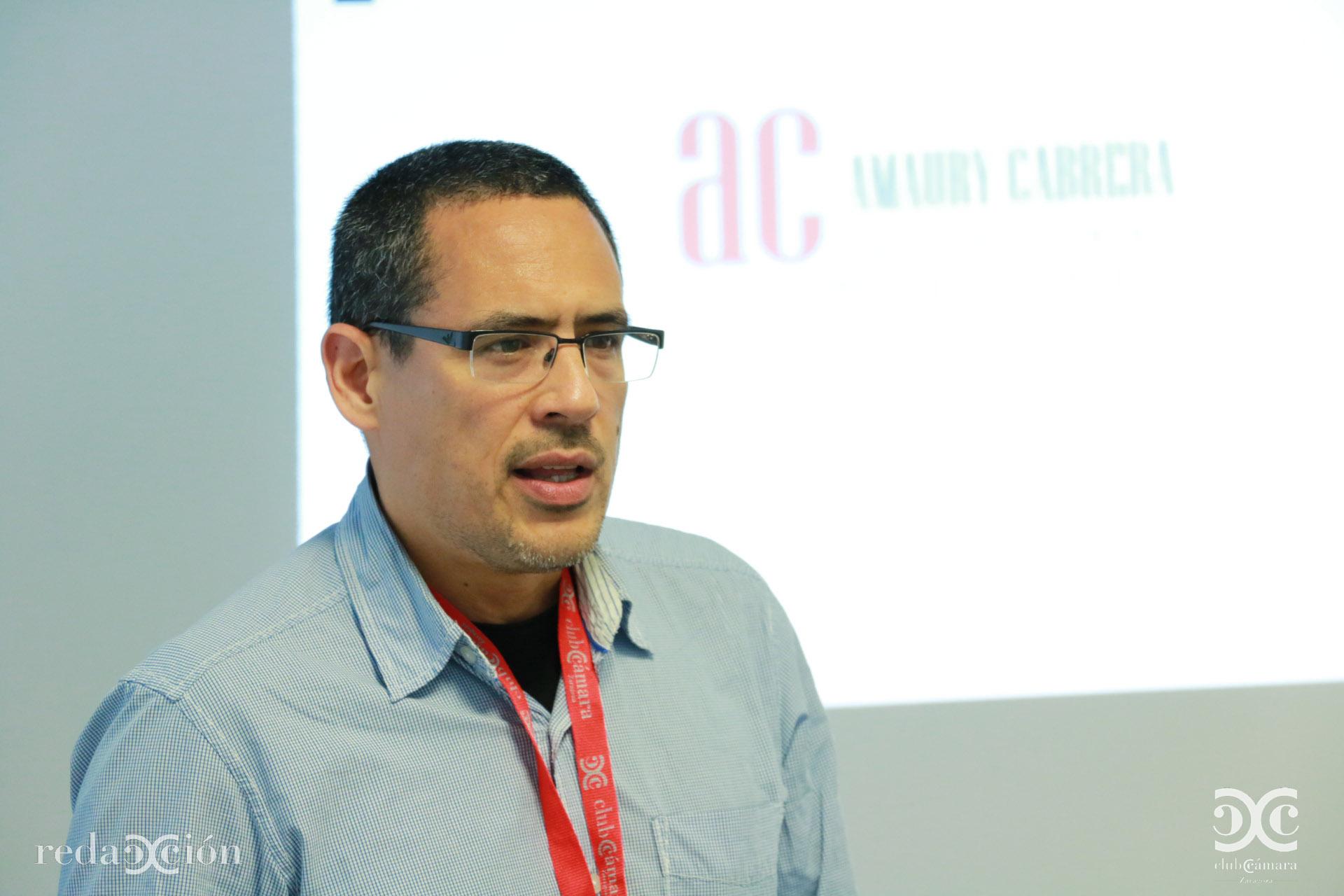 Amaury Cabrera.