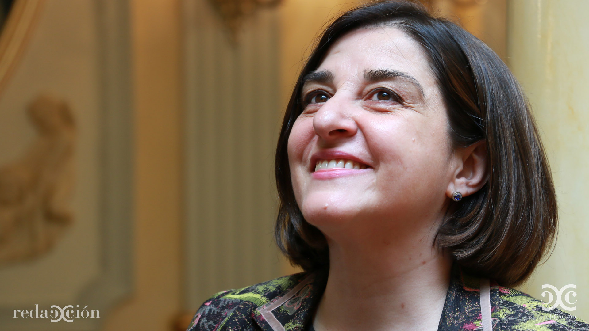 Isabel Lecina - Fundación Basilio Paraíso