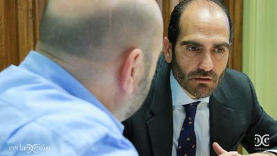 Daniel Rey. Fotos: Arturo Gascón.