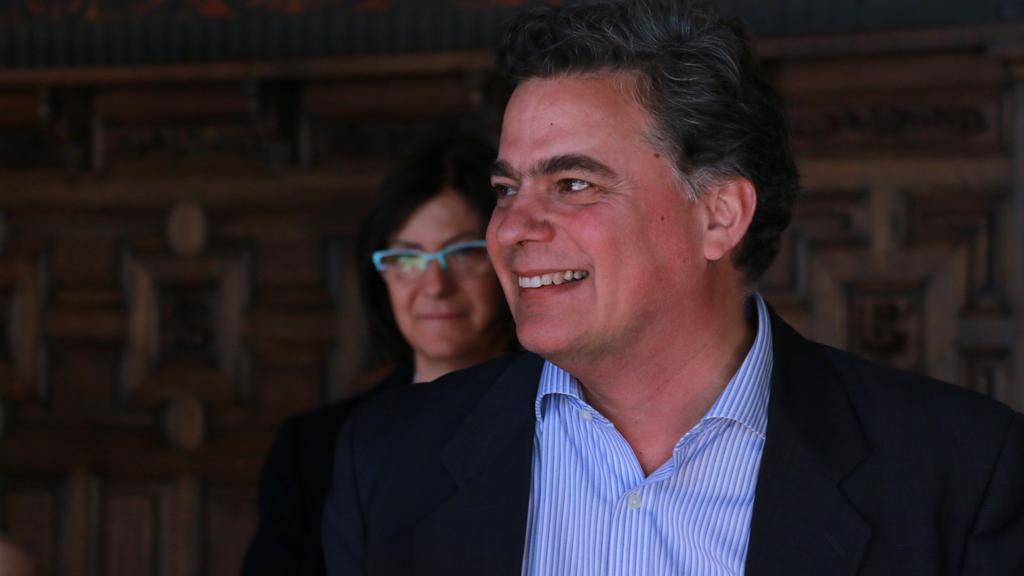 Luis H. Menéndez. Foto: Arturo Gascón.