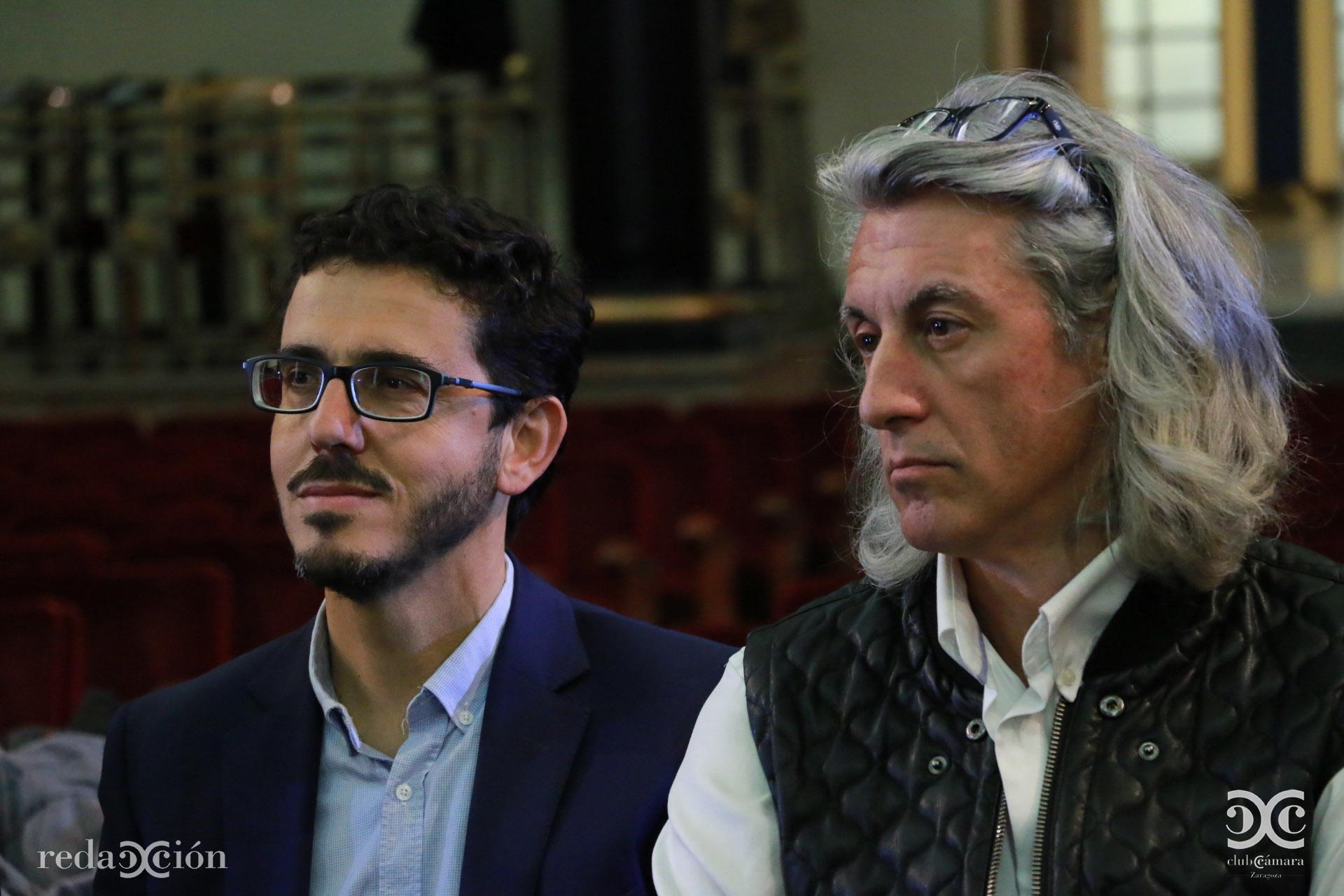 Iñígo Ruiz-Capillas y Rafa Clarimón.