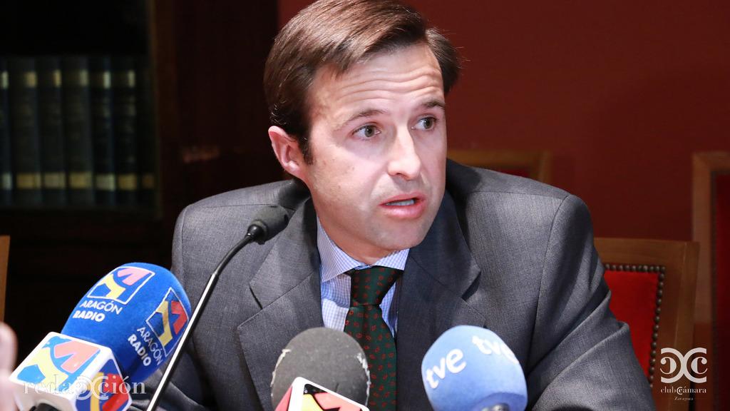 Javier Vicente, de Famesa.