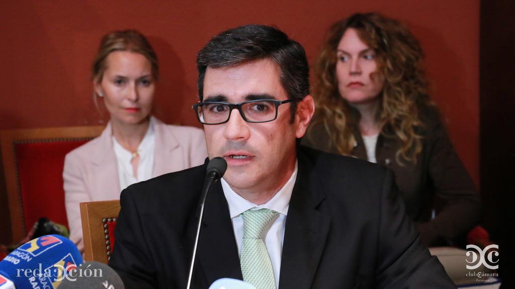 Javier Sanjosé, de Agroveco.