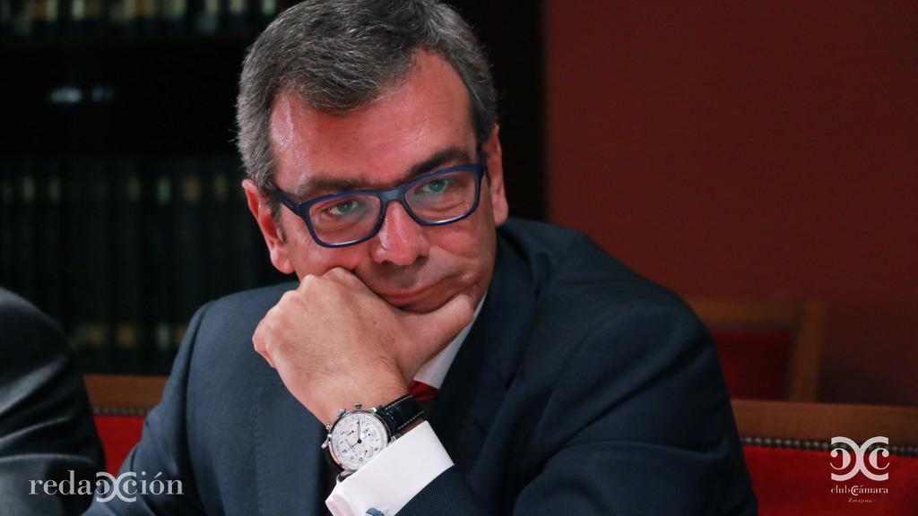 José Luis Celorrio., de Maetel.