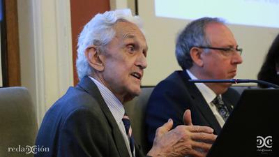 Pedro Schwartz. Fotos: Arturo Gascón