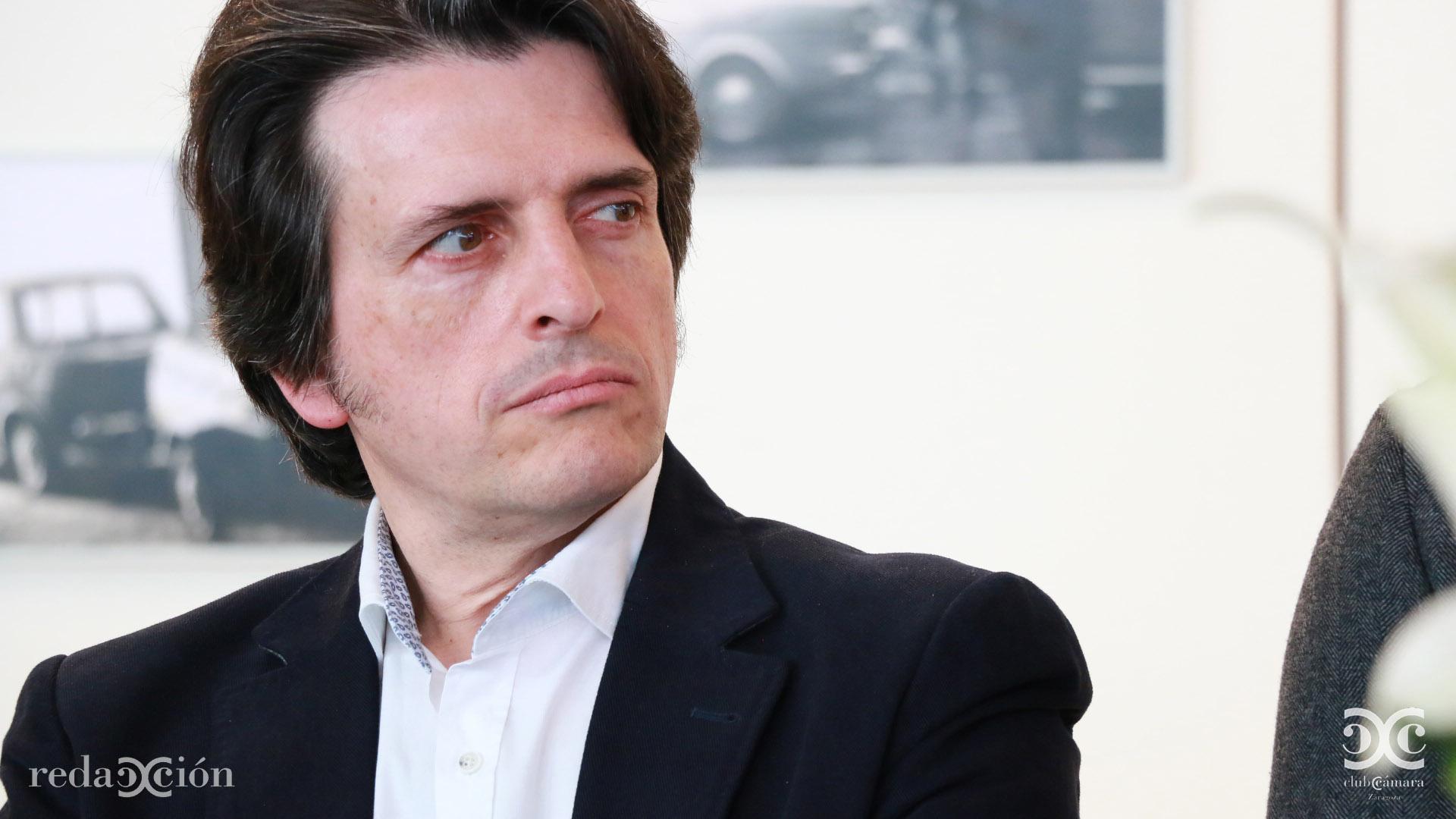Óscar Sanz, de Kalibo.