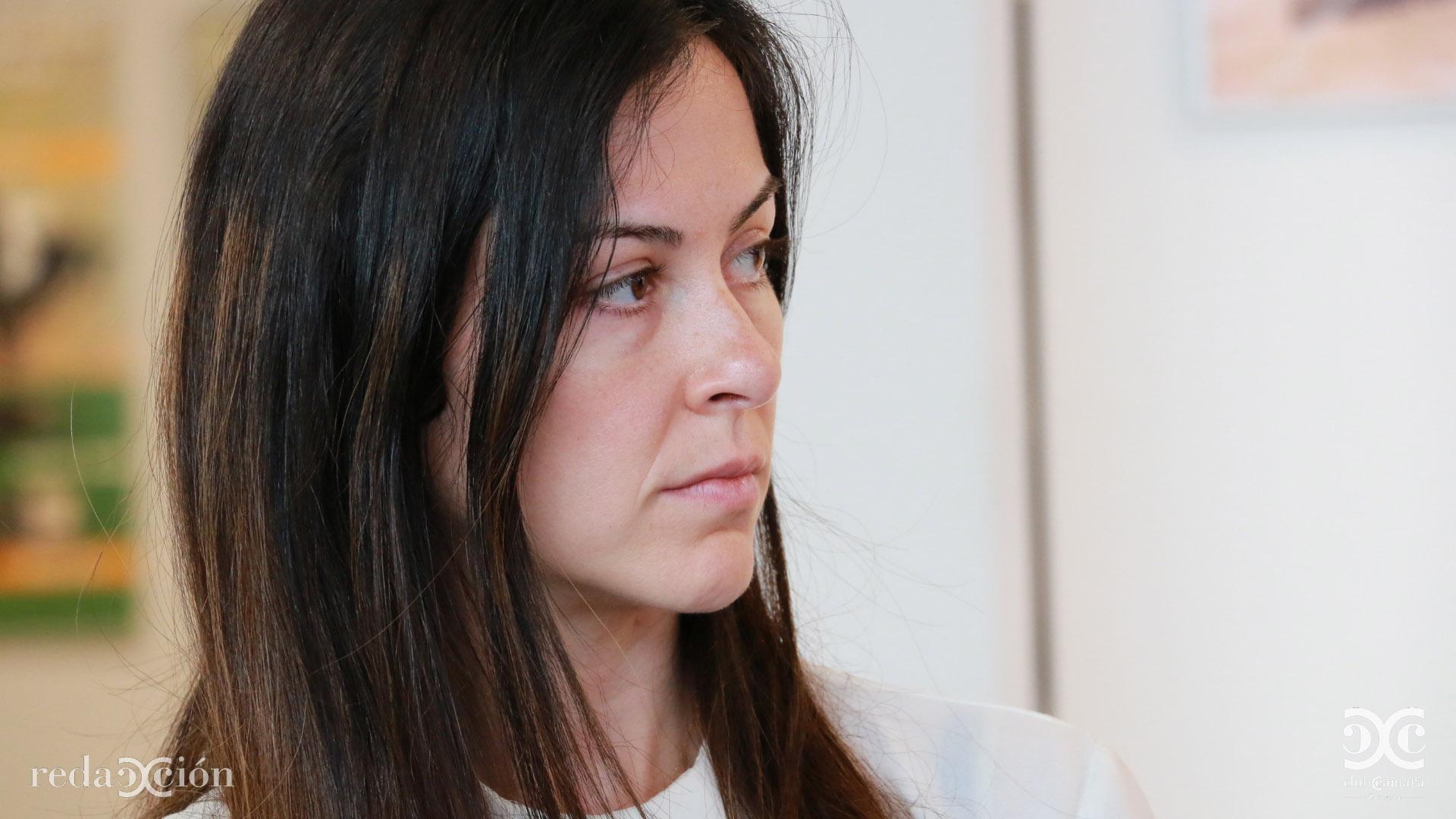 Eva Sánchez, de Cualimetal.