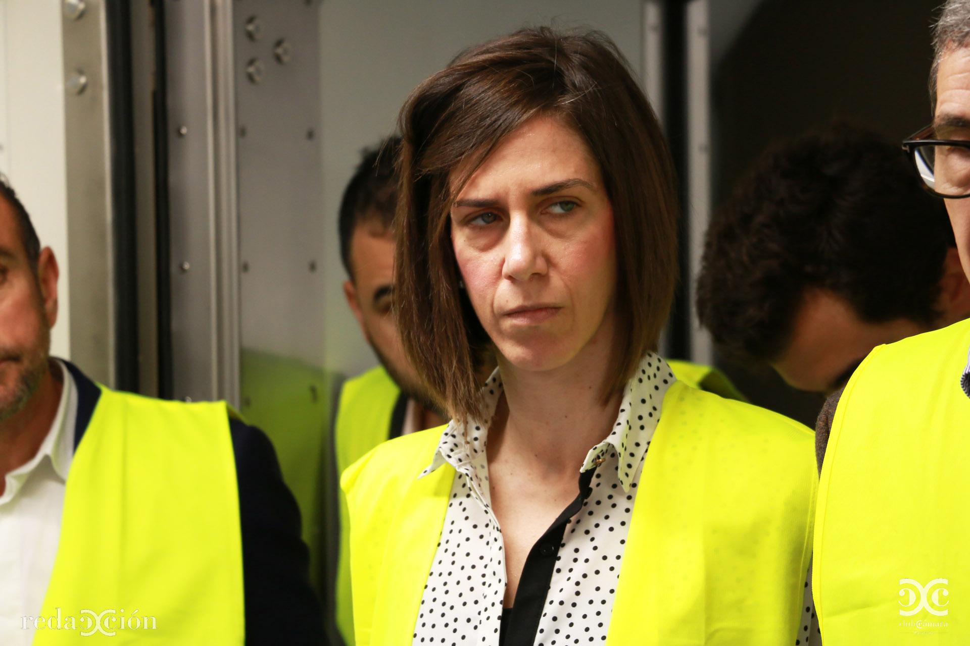 María Pérez, de Bantierra.