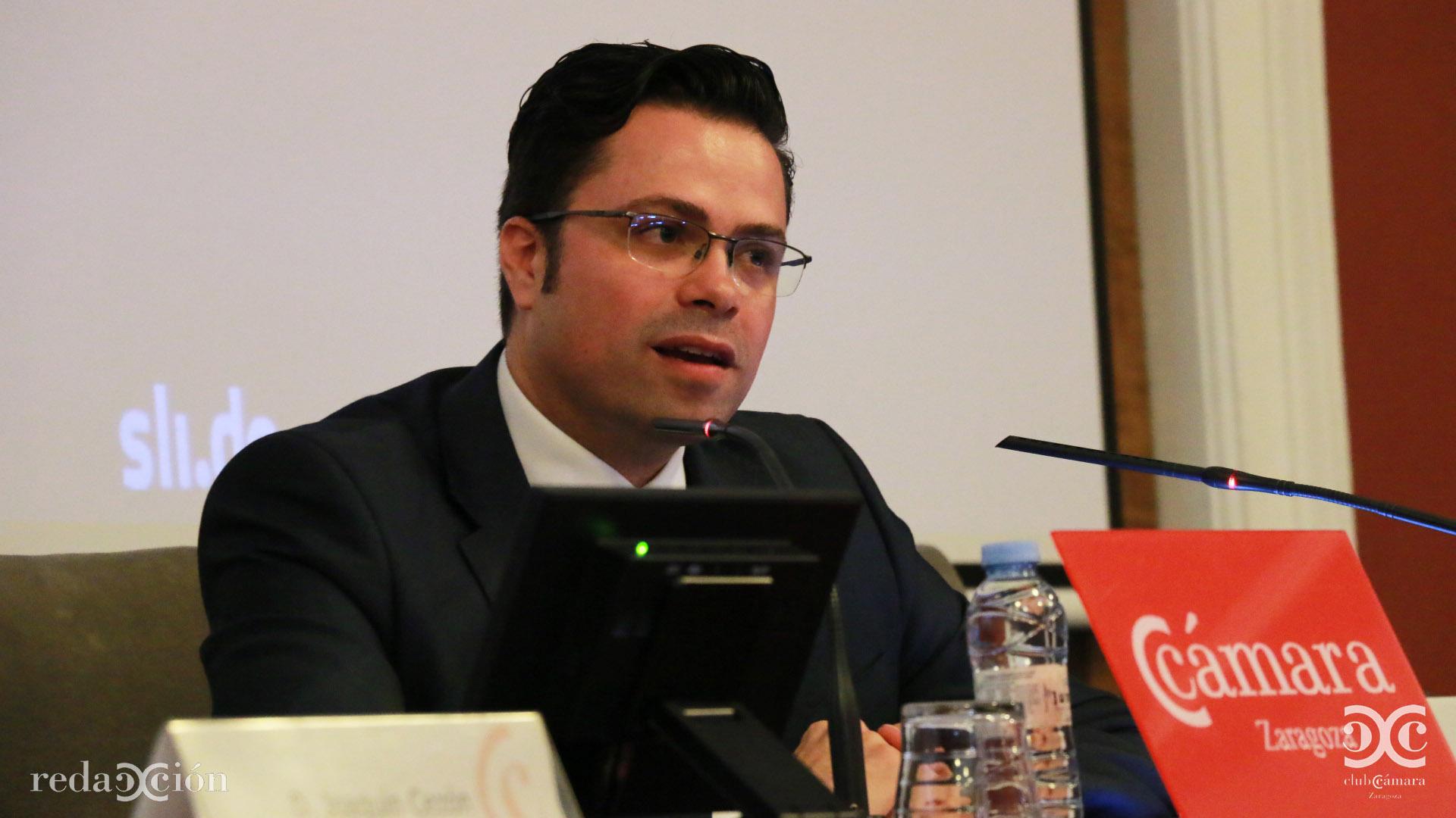 José Miguel Lara. Director de negocio F. Iniciativas.