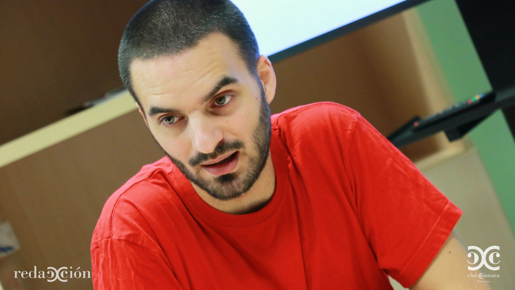 Alejandro Gil, Congreso Web.