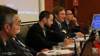 Jornarnada de I+D+i. Fotos: Arturo Gascón.
