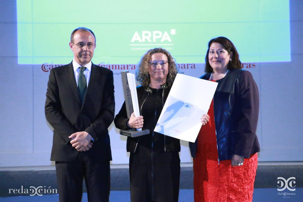 Clara Arpa, de Arpa EMC.