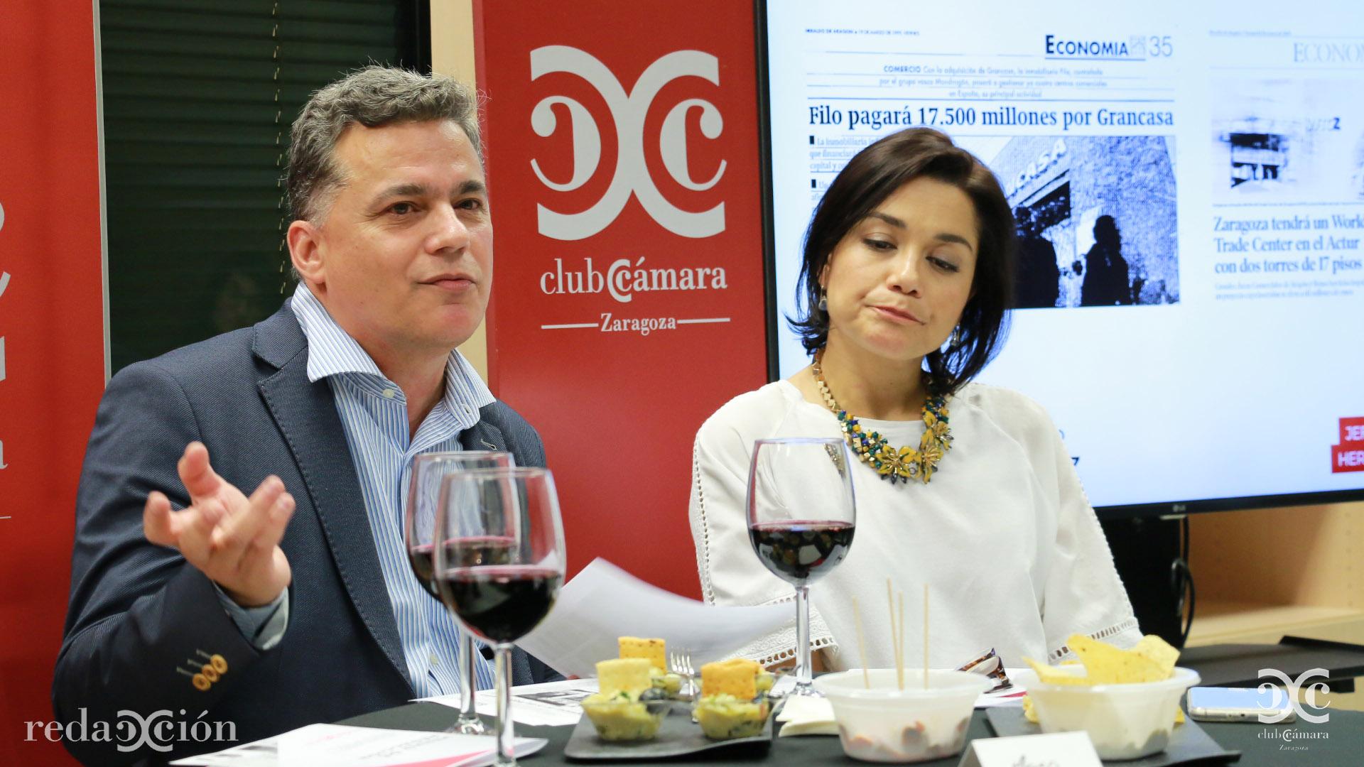 Luis H. Menéndez y Ana Rodríguez