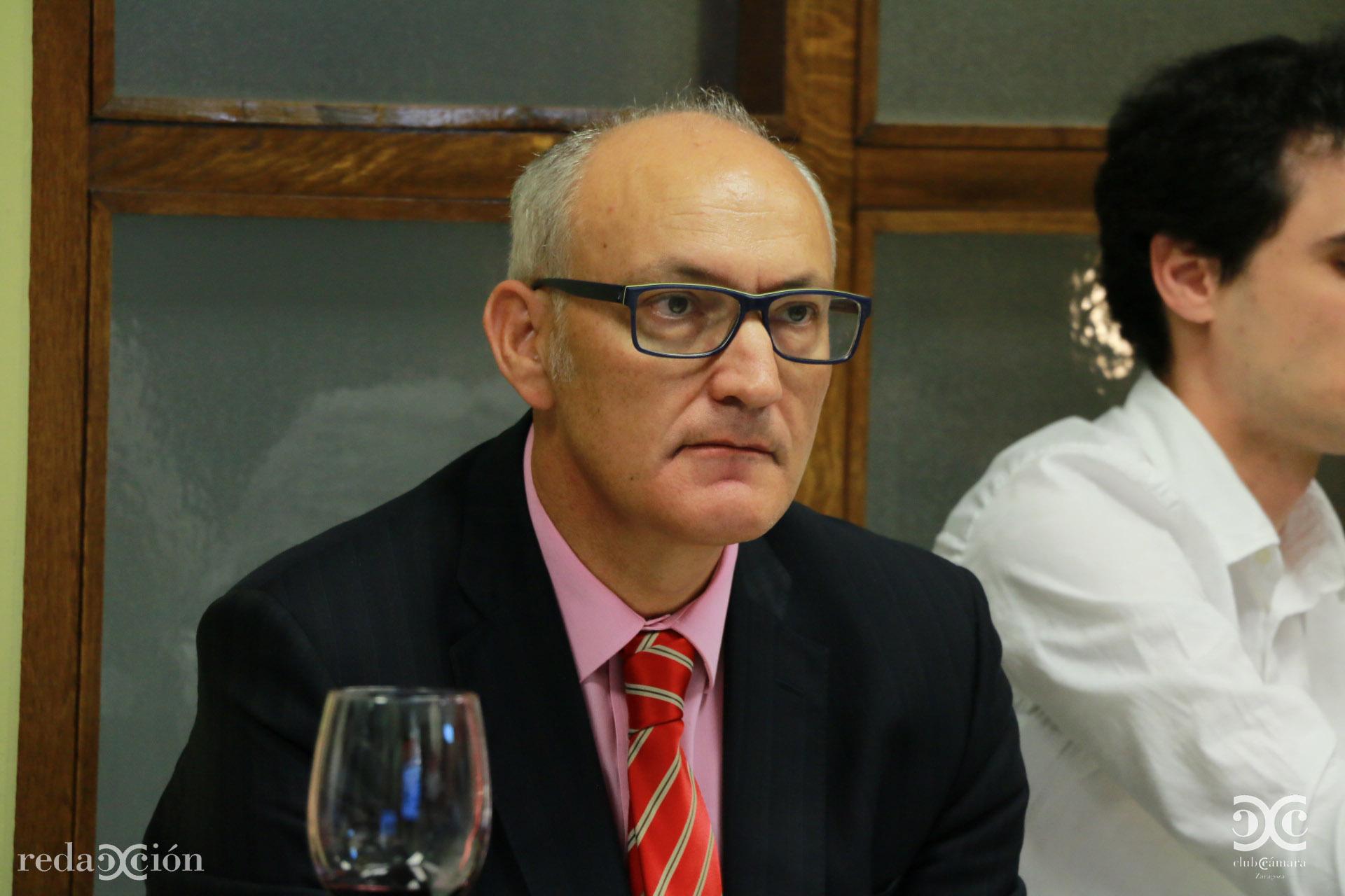 José Antonio Lázaro.