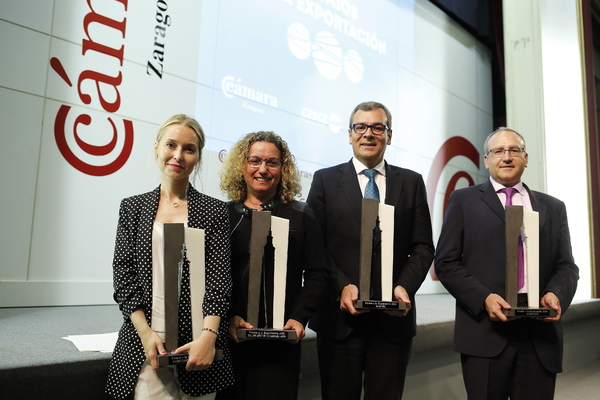 Premios Exportación 2016