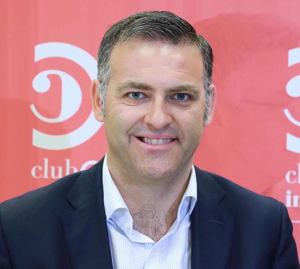 Javier Angonegui, responsable de Promoción Exterior de Cámara Zaragoza
