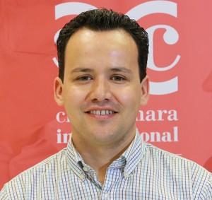 Nacho Peláez. Director de Proyectos, Procesos y Estrategia de Cámara Zaragoza