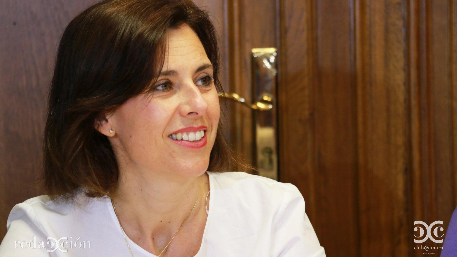 Paula Yago, de Bodegas Tempore.