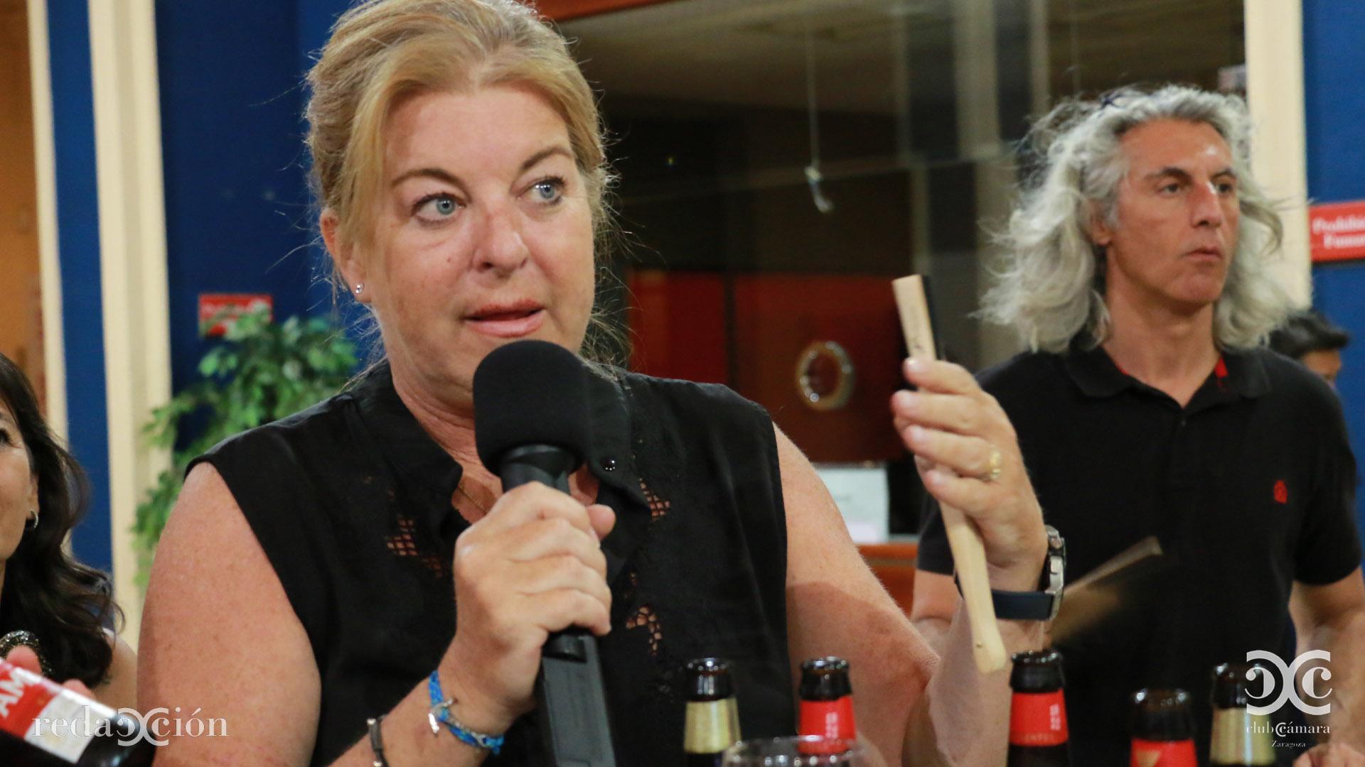 Olga Pueyo, de Centro de Negocios Los Sitios