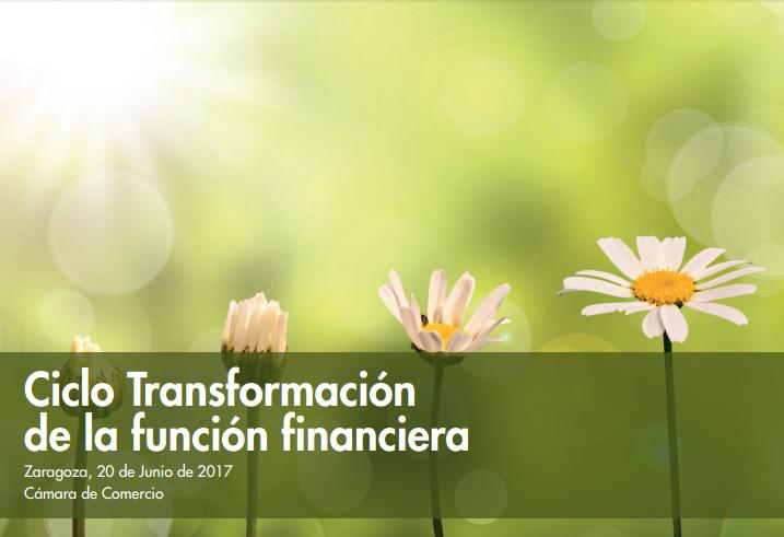 Transformación función financiera