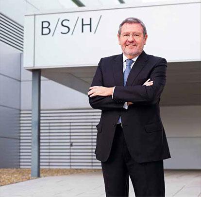 José Longás, de BSH