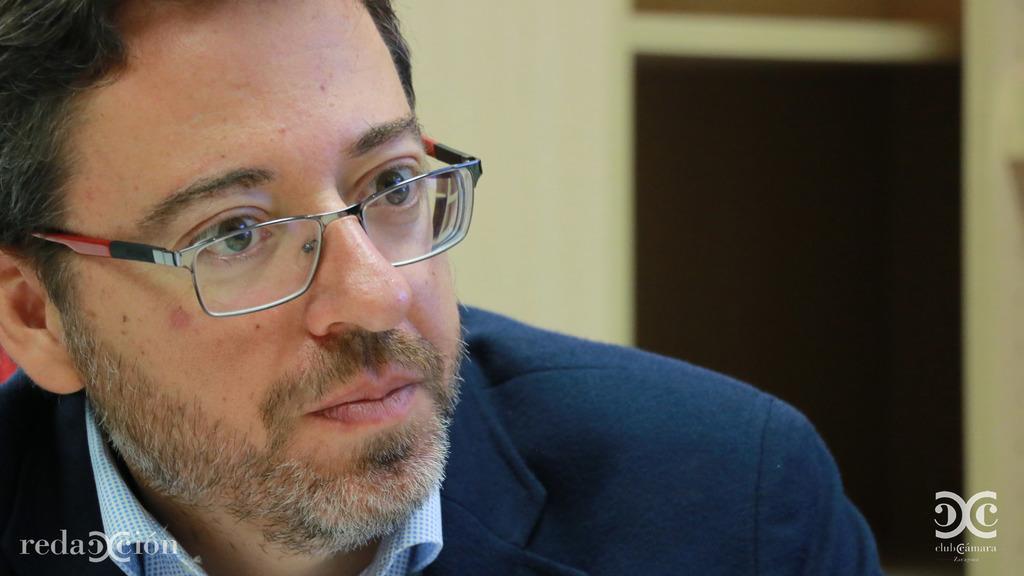 David Romeral, director gerente del CAAR.