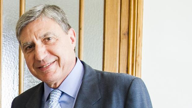 José Luis García Delgado. Foto: Unizar.