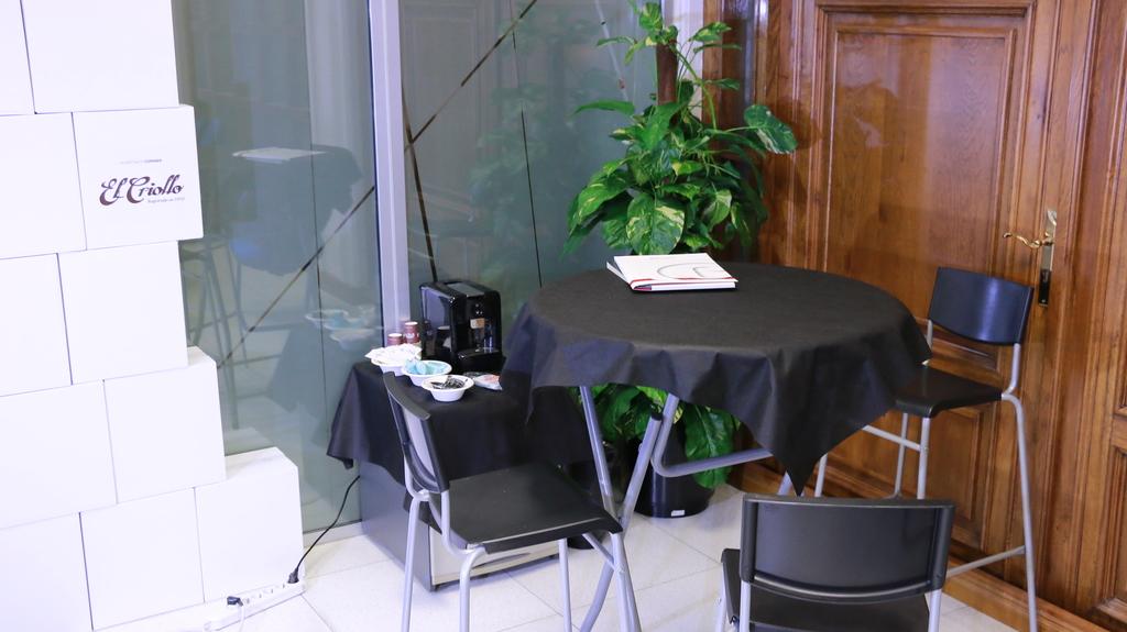 El Hospitality Corner de El Criollo, el espacio para disfrutar del mejor café.