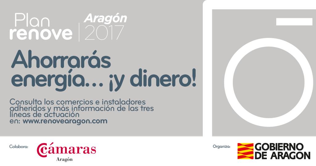 Plan Renove Aragón 2017