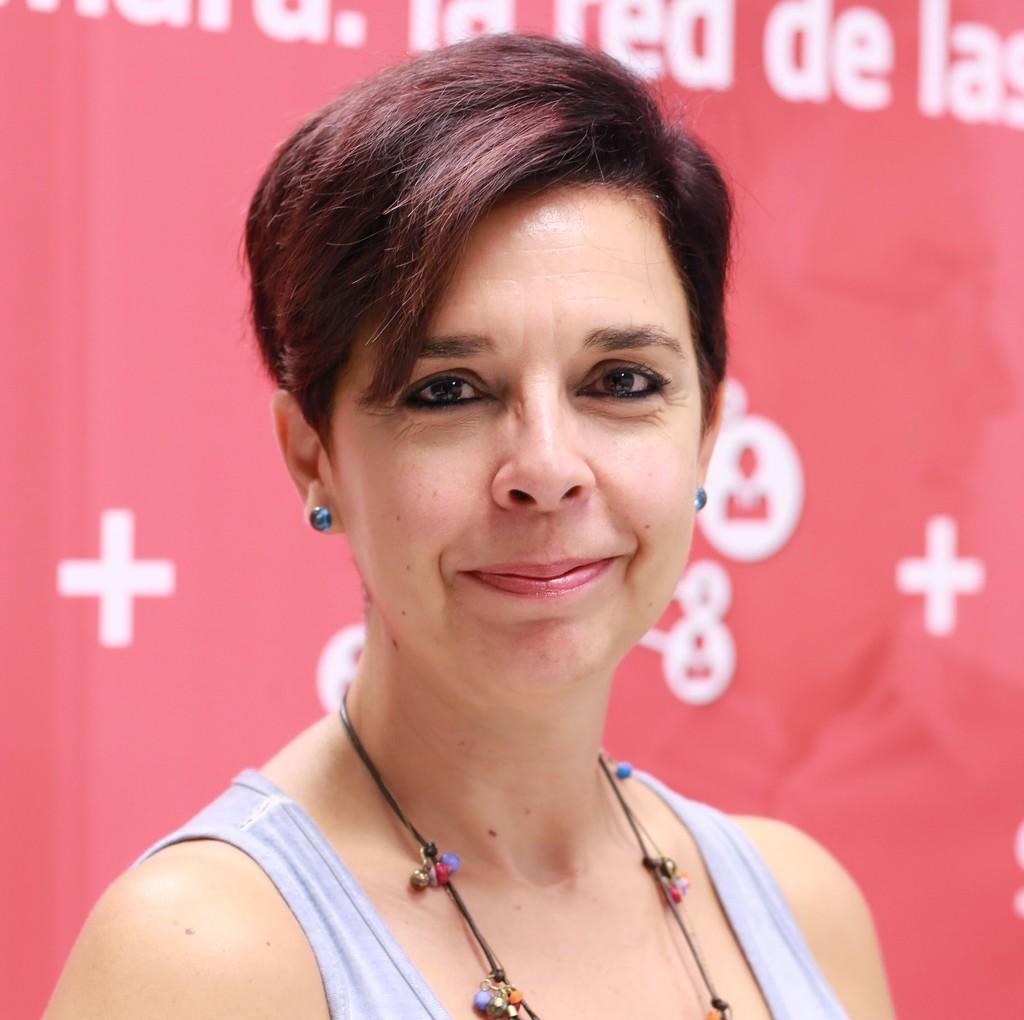 Pilar Fernández, directora del Área de Formación y Empleo de Cámara Zaragoza