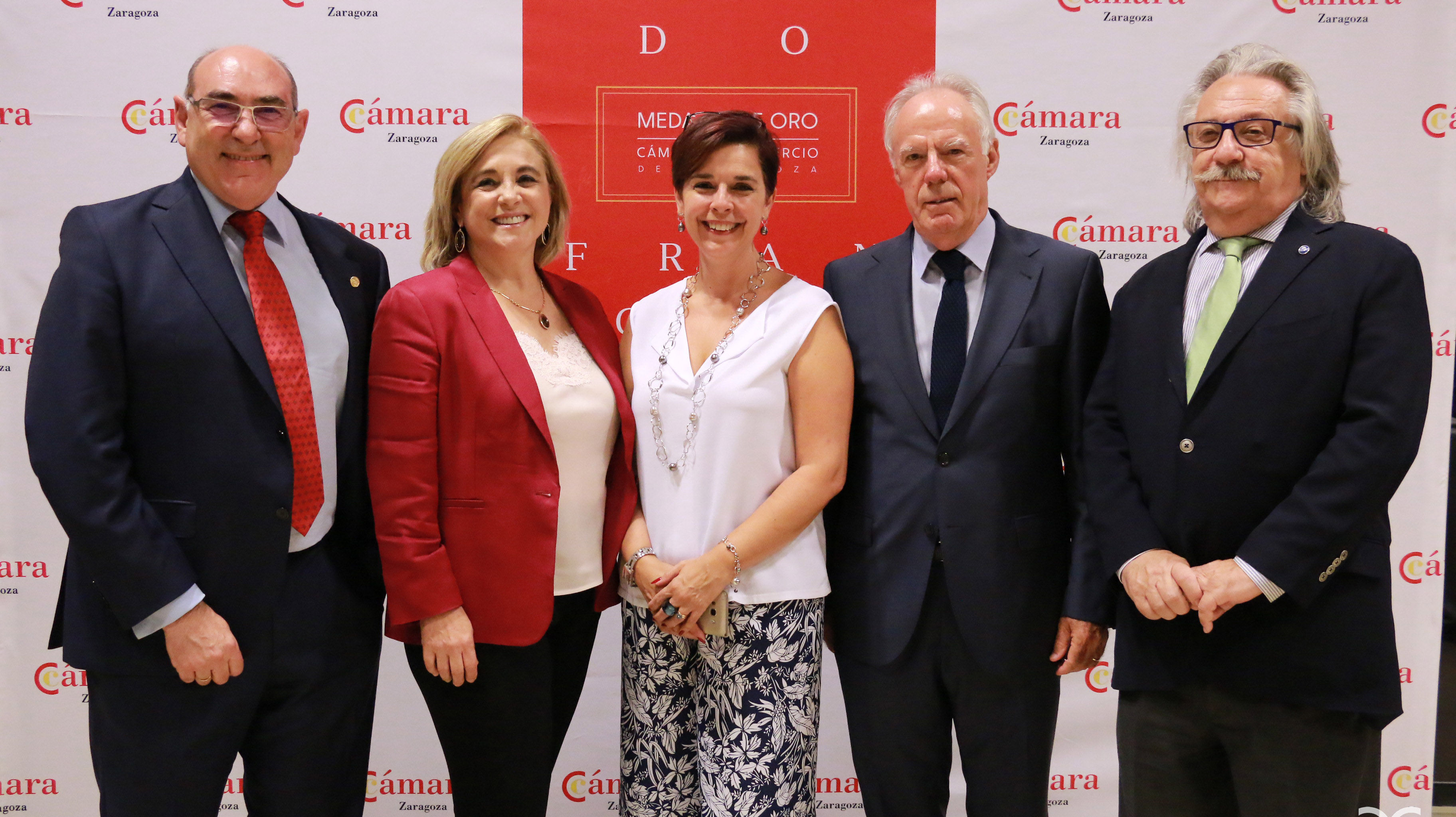 Juan Carlos Marín, Blanca Fernández-Galiano, , Pilar Fernández, Jose María Marín, Ángel Vela