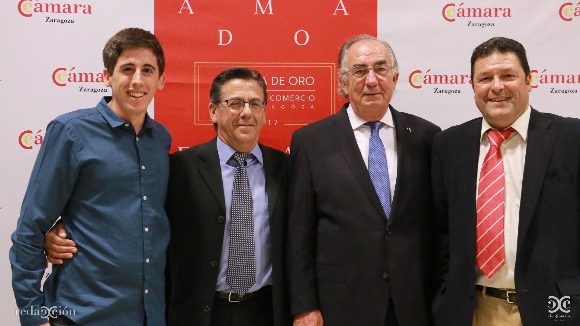 Manuel Blasco, Miguel Ángel Blasco, Amado Franco, Miguel Ángel Compadre