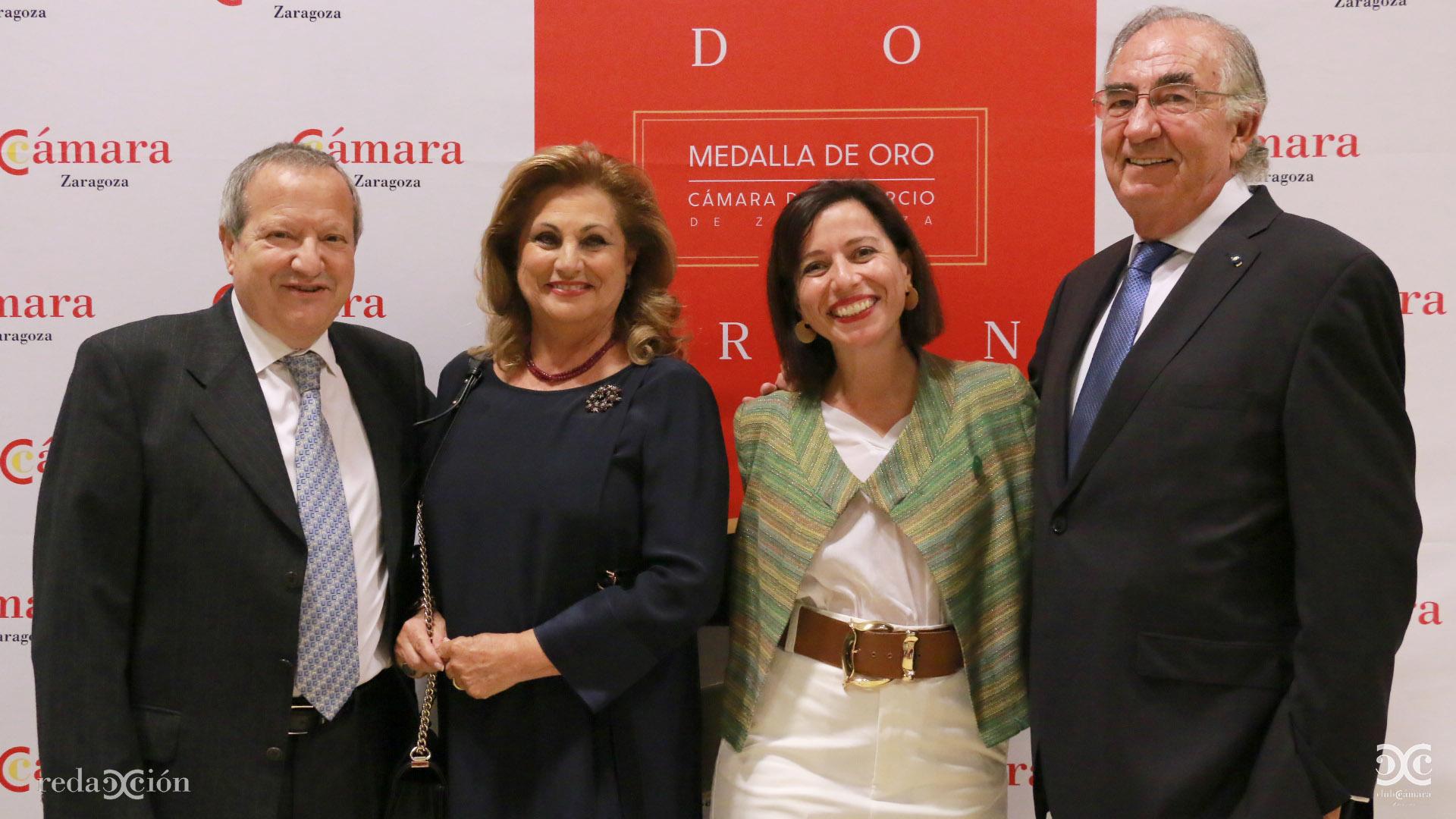 Maria Pilar García, Maite Puntes, Amado Franco