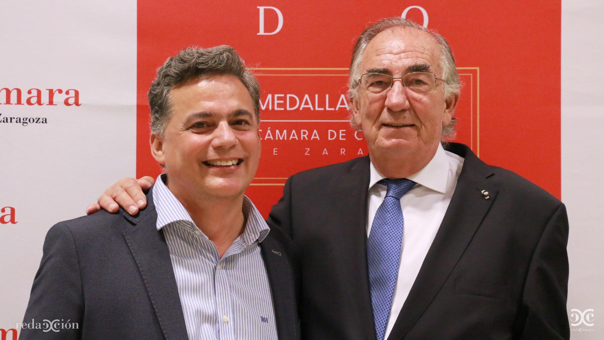 Luis H. Menéndez, Amado Franco
