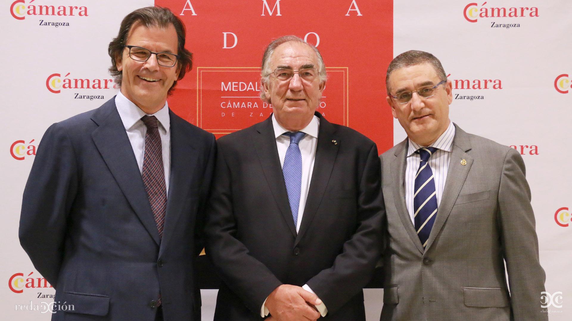 José María Moncasi, Amado Franco y