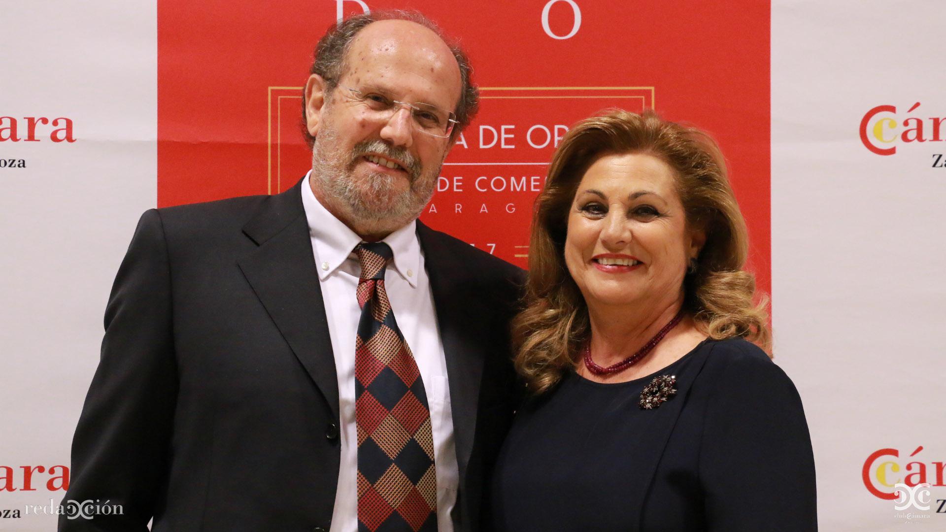 Javier García y María Pilar García