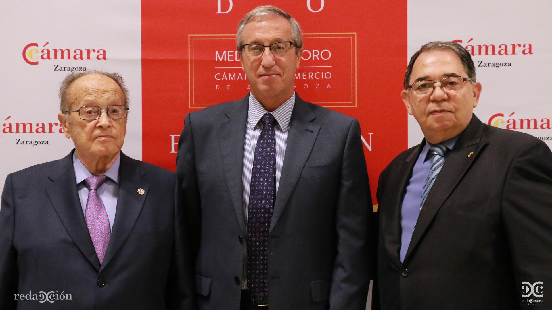 Francisco Bentué, Francisco Bentué, Joaquín Soguero
