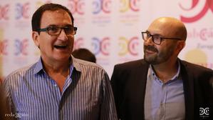 Raúl Alconchel, Lencua, Ramón Añaños