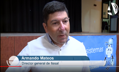 Itesal Armando Mateos