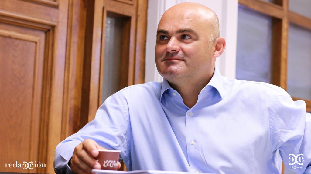 José María Nevot. Fotos: Arturo Gascón.